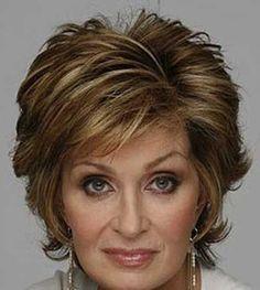 25 Short Hairstyles for Older Women - Short Hairstyles Trendy