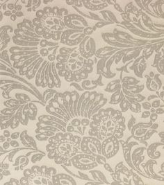 Richloom Studio Upholstery Fabric-Charm/Cement