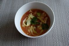 Chicken and Zuchnni Soup Soup, Chicken, Ethnic Recipes, Kitchen, Cooking, Soups, Home Kitchens, Kitchens, Cucina