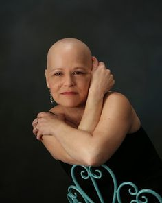 How lucky I am to have a sister who also happens to be a Master Photographer. This is right after my last chemo treatment. I don't think I would've been comfortable enough to do this with anyone else. Love you, sis. Thanks for making me feel beautiful during a very ugly time! ~ Caught in the Act News