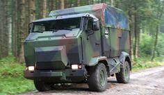 Mungo Armoured Multirole Transport Vehicles - Army Technology
