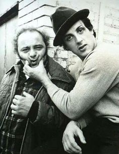 On the set of Rocky
