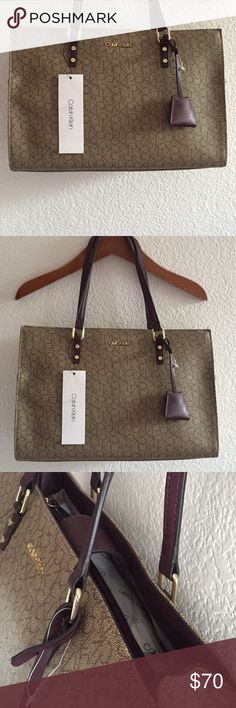 b980c9d049 Calvin Klein CK purse. in perfectly new condition! Calvin Klein Bags Purses  And Handbags