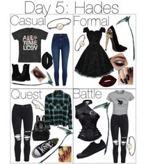 Percy Jackson Outfit Challenge    Day 5: Hades    Baylee Tuned by teganesme on Polyvore featuring polyvore, AMIRI, River Island, Converse, Frye, Asha by ADM, Lime Crime, fashion, style and clothing