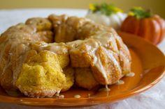 Pumpkin Monkey Bread - 9 by Sugarcrafter, via Flickr