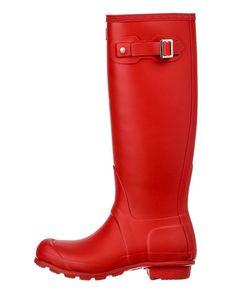 Hunter Original kumisaappaat Hunter Original, Hunter Boots, Rubber Rain Boots, Shoes, Fashion, Moda, Zapatos, Shoes Outlet, Fashion Styles