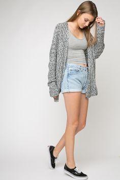 Brandy Melville | Caroline Cardigan - Clothing find more women fashion ideas on www.misspool.com