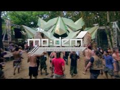Modem Festival - Slunj Croatia A psychedelic trip being one with nature Enjoy the official video 2014