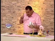 Hermenegildo Zampar - Bienvenidas TV - Explica un pantaloncito pañalero para bebé. - YouTube