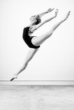 I love to dance