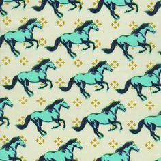 Mustang by Melody Miller for Cotton and Steel