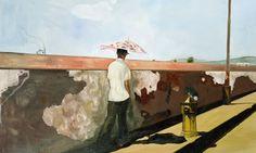 Peter Doig: Lapeyrose Wall, 2004
