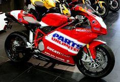 2007 Ducati® 999 S Team USA Stock:   Ducati Triumph New York