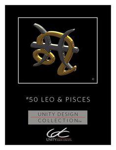 Unity Design Concepts - #50 Leo/Pisces