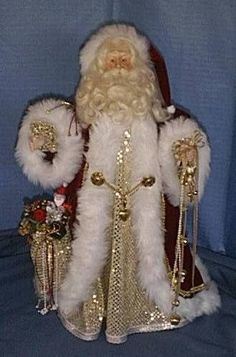 Old World Santa Collection | Old World Santa Collection | , Old World Santa's, victorian Santa's ...