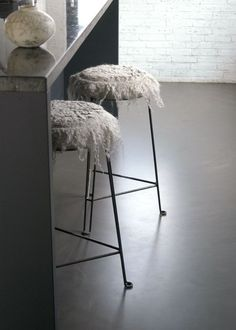 Tactility........texture........& the unexpected in YOUR space............hurrah!<3: