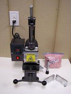 $1,300 - Hobby Business Plastic Injection Molding Machine Molder Press Free Mold   eBay Refurbished