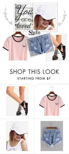 """""""SheIn 2/2"""" by melissa995 ❤ liked on Polyvore featuring WithChic and Pier 1 Imports"""