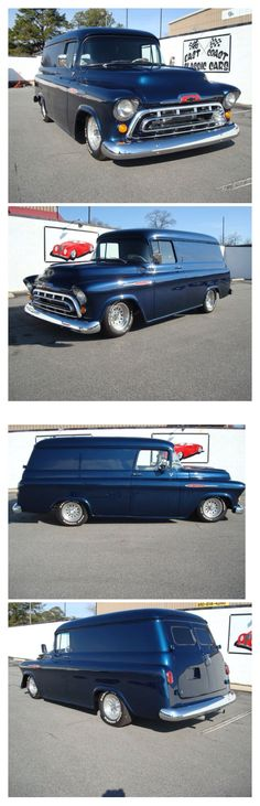 1957 Chevy Panel Truck   SealingsandExpungements.com 888-9-EXPUNGE Free Evaluations--Easy Payments