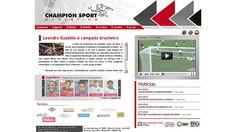 WS AGENCIA DIGITAL - Site Champion Sport -