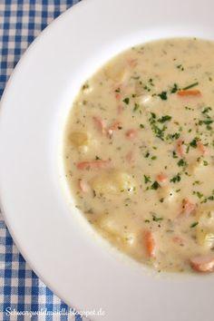 """""""Suppenzeit"""" - Käsesuppe"""