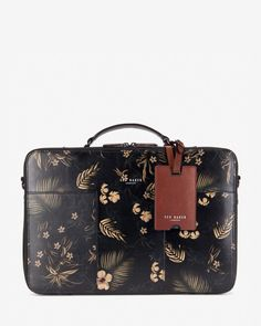 Colour Block Leather Holdall Bag Oxblood Bags Ted Baker Uk Stuff Got Pinterest