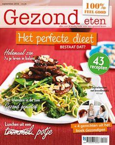 3x Gezond Eten € 12,50: Lekker en toch bewust koken en eten, dat kan…