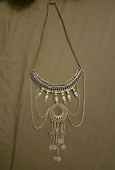 Fashion jewellery necklace in Jewellery & Watches, Costume Jewellery, Necklaces & Pendants | eBay!