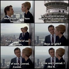 Love this. I really wanted Neal and Sara to end up together. White Collar Quotes