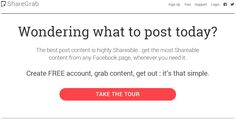 Do you struggle to find engaging content to share on your #Facebook #business page? Then check out this post - 'How to Find the Most Shareable Content for your Facebook Business Page' #socialmedia