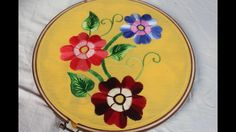 Hand Embroidery Designs | Fantasy embroidery | Stitch and Flower-160