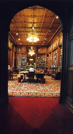 House of Lords Library (by UK Parliament) - Home Decor Max