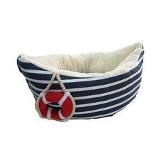 Pet Brands Pet Brands Fashion Sailor Boat Bed