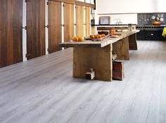 Riviera Venus Oak laminate flooring by BerryAlloc // Folk