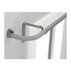 rieles para cortina anillas para cortinas ikea cortinas vestidor pinterest rieles para. Black Bedroom Furniture Sets. Home Design Ideas