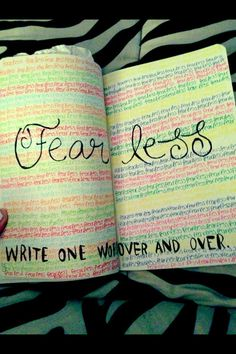 IDEAS FOR ''WRECK THIS JOURNAL'': Photo
