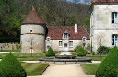 Fontenay Abbey, France
