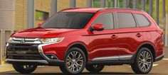 Five Biggest Changes Made to the 2016 #Mitsubishi Outlander
