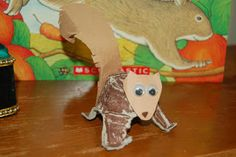 squirrel craft on Henle House Chronicles