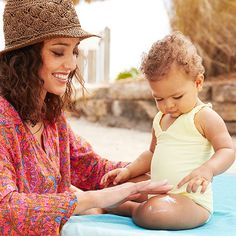 Before you hit the beach, stock up on sunscreen! We found 7 natural versions that are safe for the whole family.