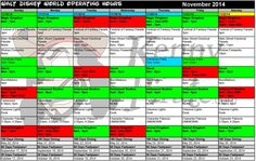 KennyThePirate Character Locator App November Disney World Crowd Calendar Park Hours KennythePirate-4.jpg