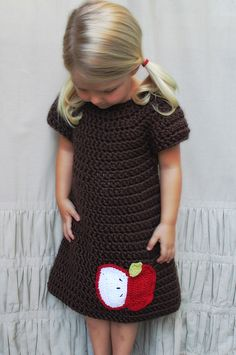 Ravelry: The Penny Dress pattern by Naturally Nora