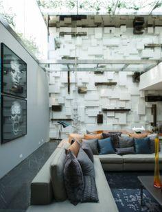 Qual ambiente é o mais bacana das mostras de decoração de 2012? Vote! - BOL Fotos