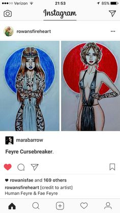 YAAAASSS! Work it! You can see the development of Feyre, her brokenness. ACOTAR ACOMAF