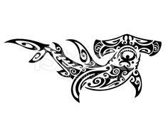 plantillas de tatuajes de tiburones - Buscar con Google