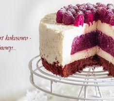nazwa Mousse Cake, Vanilla Cake, Tiramisu, Cheesecake, Food And Drink, Cooking Recipes, Sweets, Ethnic Recipes, Desserts