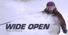 Loon remains NH's most popular ski area and with good reason - super well groomed slopes and trails for all ages and abilities - check it out!