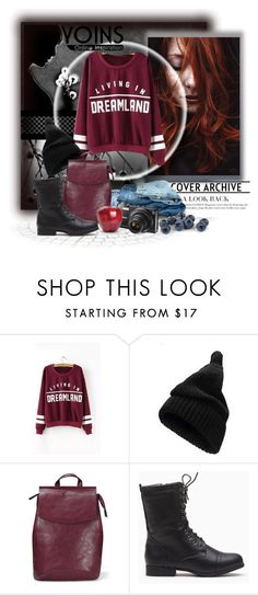 """""""Yoins"""" by tanja-871 ❤ liked on Polyvore featuring Nikon and yoins"""