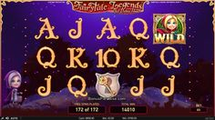 172 #FreeSpins on Fairytale Legends: Red Riding Hood #OnlineSlot from #NetEnt at #RizkCasino - @RizkOfficial @captrizk