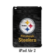 Pittsburgh Steelers Custom iPad Air 2 Case Cover Wrap Around